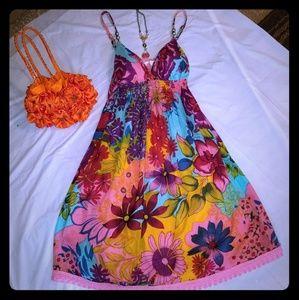 Derek Heart Sun dress